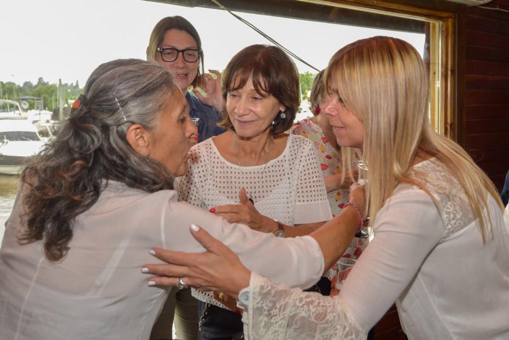 Encuentro de trabajo de mujeres del Municipio pensando los desafíos de 2019