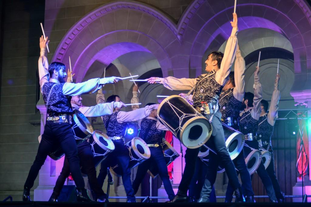 Los sanfernandinos disfrutaron de una Gala Navideña de Danza y Coro en la Parroquia Aránzazu