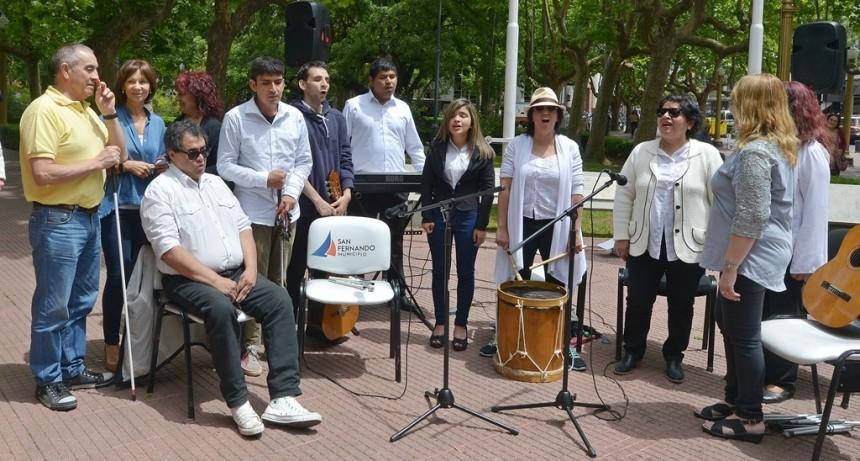 San Fernando celebró el Día de las Personas con Discapacidad con varias actividades